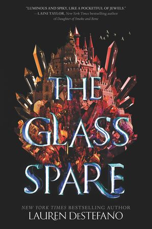 The Glass Spare Paperback  by Lauren DeStefano