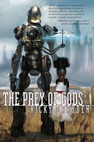 The Prey of Gods book image