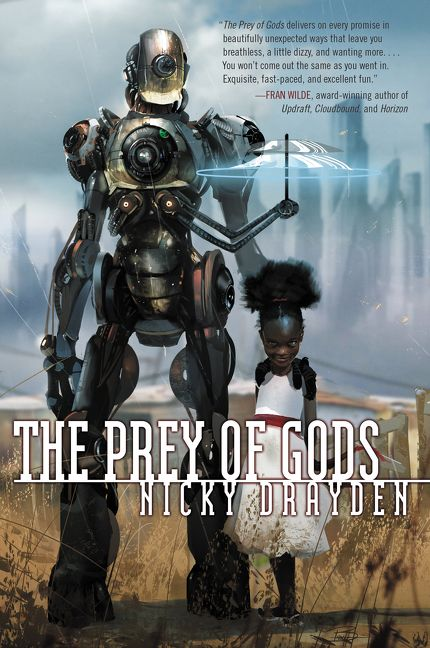 Image result for the prey of gods book