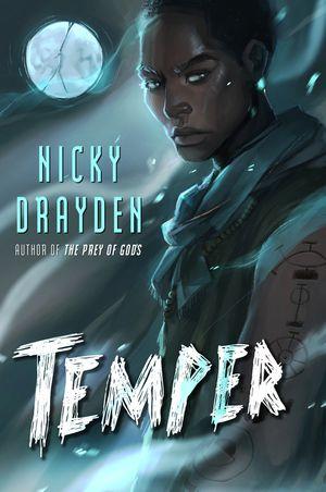 Temper book image