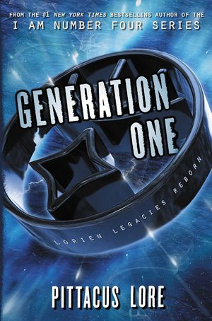Generation One book image