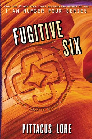 Fugitive Six book image