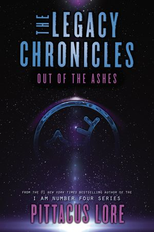 The Legacy Chronicles: Out of the Ashes book image