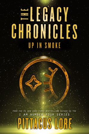 The Legacy Chronicles: Up in Smoke book image