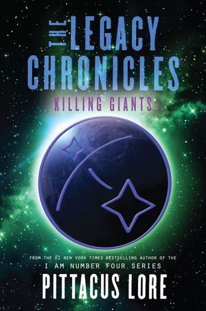 The Legacy Chronicles: Killing Giants book image
