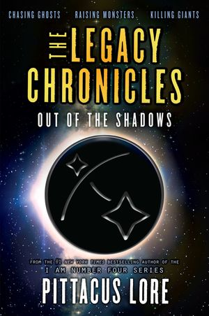 The Legacy Chronicles: Out of the Shadows book image