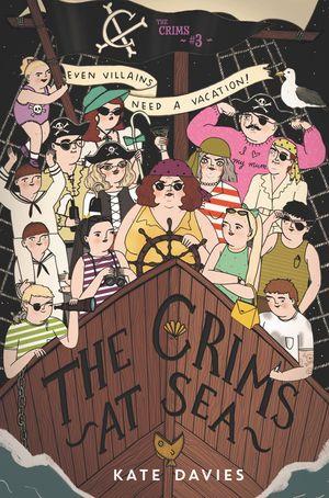 The Crims #3: The Crims at Sea book image