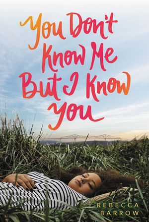 You Don't Know Me but I Know You book image