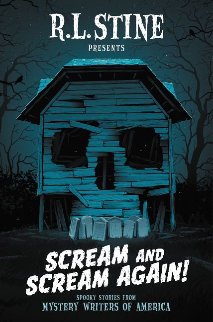 Scream And Scream Again R L Stine Hardcover