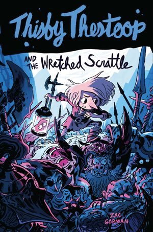 Thisby Thestoop and the Wretched Scrattle book image