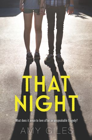 That Night book image