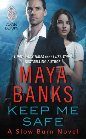 Keep Me Safe book image