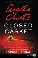 Closed Casket Paperback LTE by Sophie Hannah