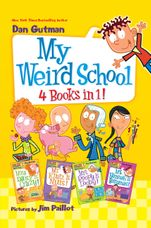 My Weird School 4 Books in 1!