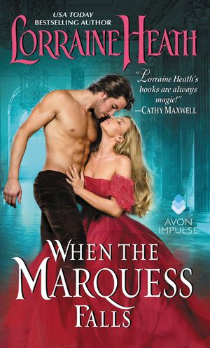 When the Marquess Falls book image