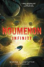 Noumenon Infinity Paperback  by Marina J. Lostetter