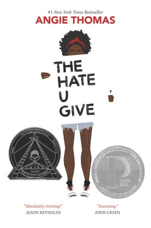 The Hate U Give book image