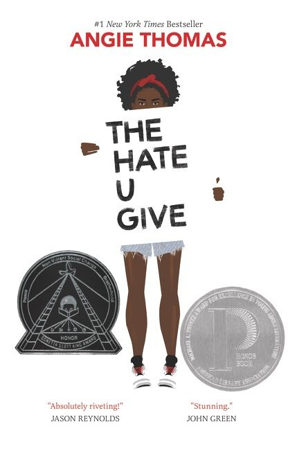 The Hate U Give - Angie Thomas - Hardcover