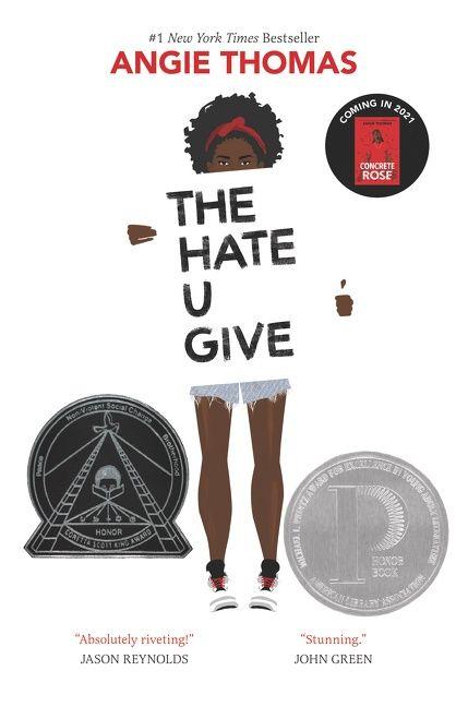 the hate u give pdf download free