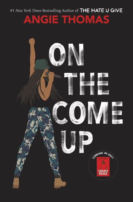 Image result for on the come up angie thomas