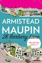 28 Barbary Lane Paperback  by Armistead Maupin
