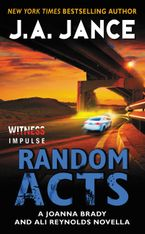 Random Acts Paperback  by J. A. Jance