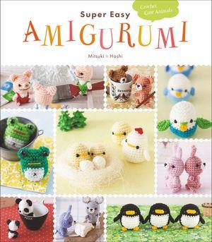 Super Easy Amigurumi book image