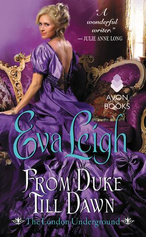 From Duke Till Dawn Paperback  by Eva Leigh