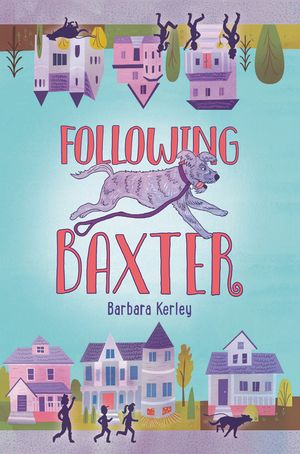 Following Baxter book image