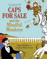Caps for Sale and the Mindful Monkeys