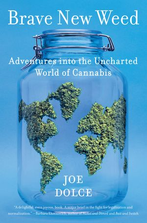 Brave New Weed book image