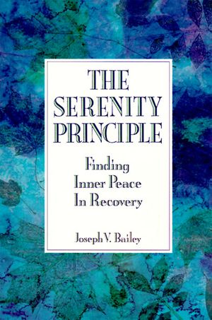 The Serenity Principle book image