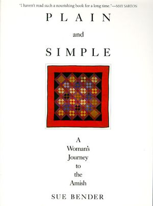 Plain and Simple book image