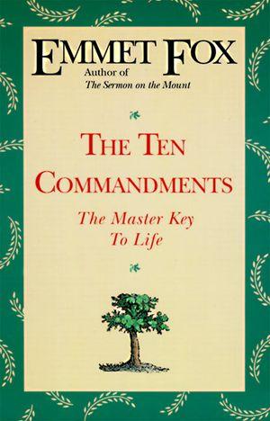 The Ten Commandments book image