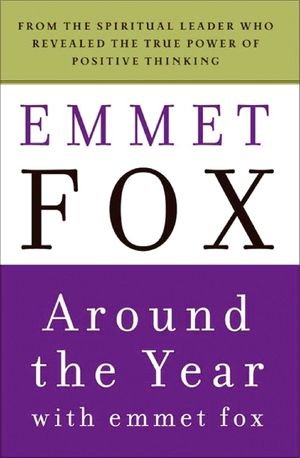 Around the Year with Emmet Fox book image