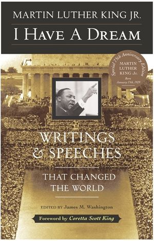 I Have a Dream - Special Anniversary Edition book image