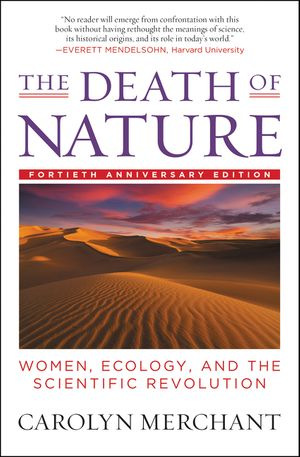 The Death of Nature book image