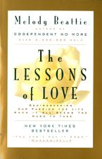 The Lessons of Love Paperback  by Melody Beattie