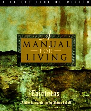 A Manual for Living book image