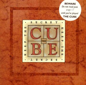 The Cube book image