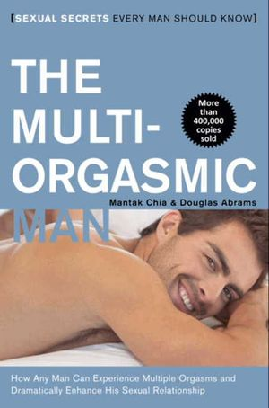 The Multi-Orgasmic Man book image
