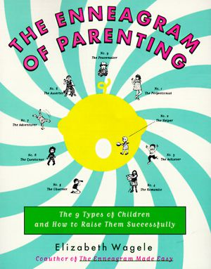 The Enneagram of Parenting book image