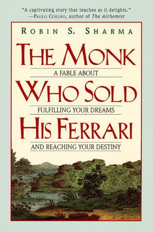 The Monk Who Sold His Ferrari book image