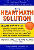 The HeartMath Solution Paperback  by Doc Childre