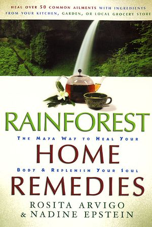 Rainforest Home Remedies book image
