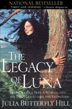 Legacy of Luna Paperback  by Julia Hill
