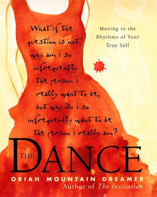 The Dance Oriah Hardcover