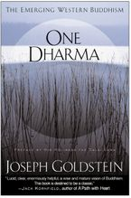 One Dharma Paperback  by Joseph Goldstein