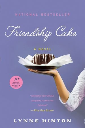 Friendship Cake book image