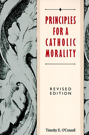 Principles for a Catholic Morality book image